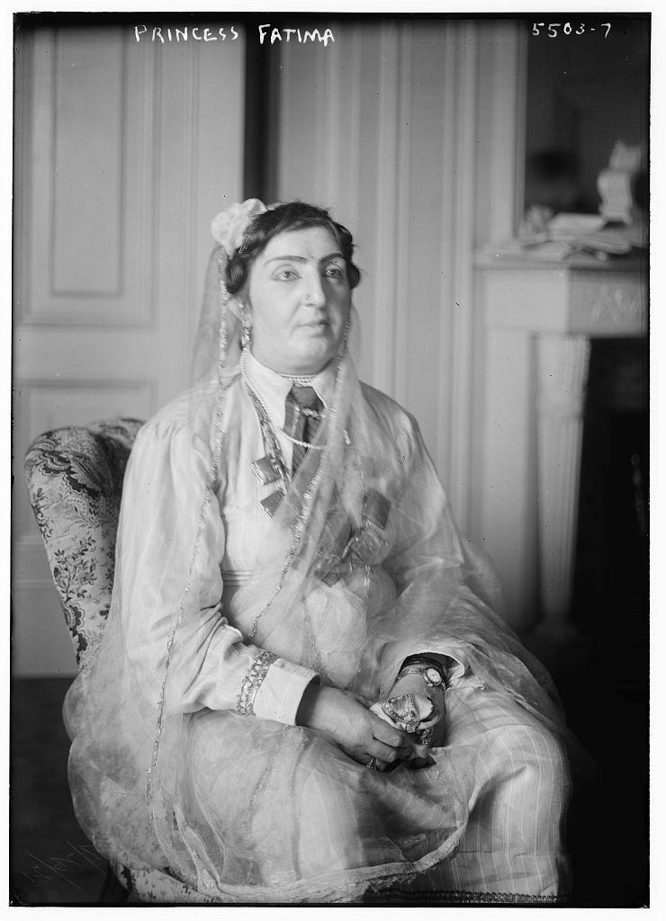 Princess Fatima (LOC)