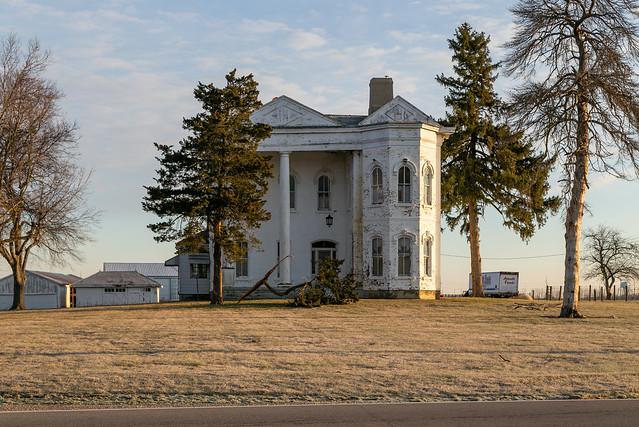 Martin Grove House — Union Township, Fayette County, Ohio