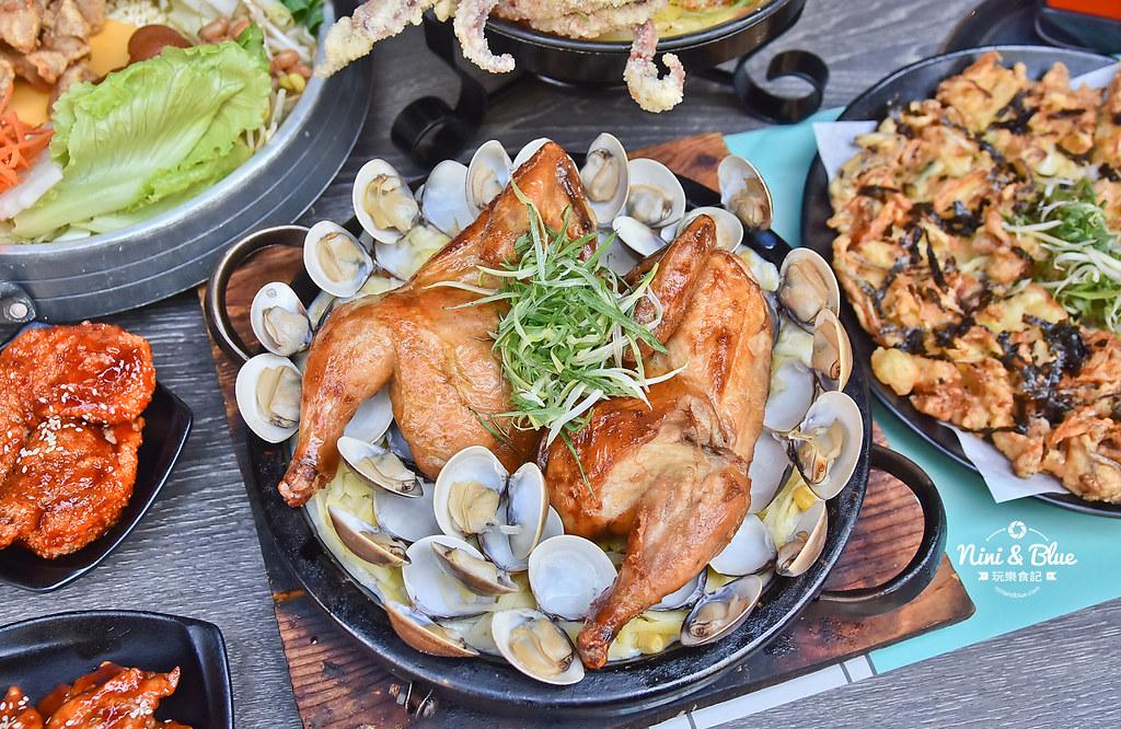 台中韓式料理 O八韓食 中科美食11