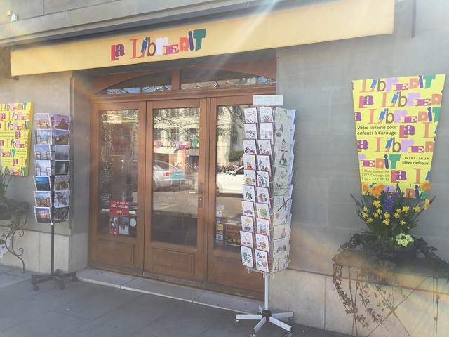 Librairie La Librerit