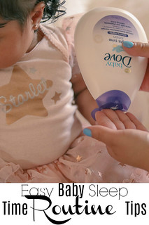 Baby Sleep Time Routine with Baby Dove Calming Nights #BabyDoveLove | by BetzysMakeup