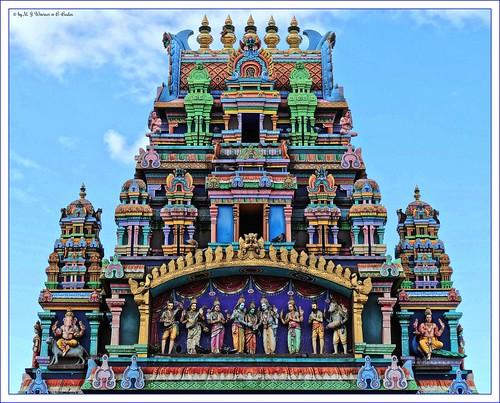 shrimahakalikovil temple hindu saintdenis laréunion france religion faith