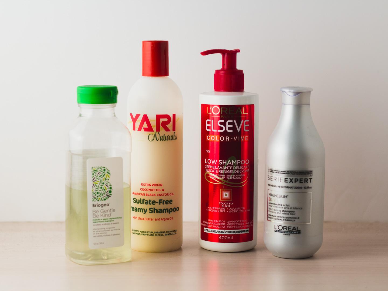 Mijn grootste haargeheim? Shampoo's door elkaar mixen!