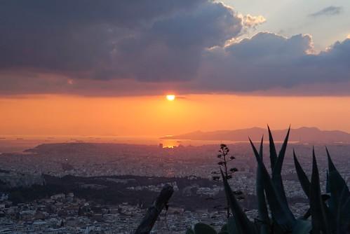 Lycabettus-kukkula, Ateena | by terhikokko
