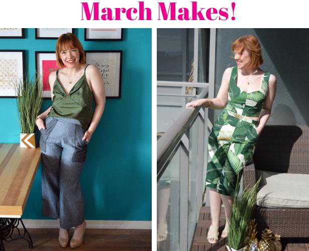 March Meg Makes
