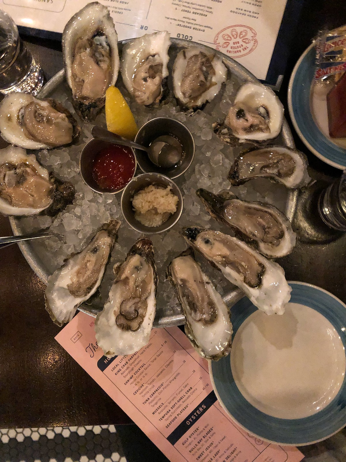 The Darling Oyster Bar | Where to Eat in Charleston | Best Food in Charleston | First Timer's Guide to 3 Days in Charleston South Carolina | What to do in Charleston | Charleston Travel Guide | Best Things to do in Charleston | Best Places to visit in Charleston