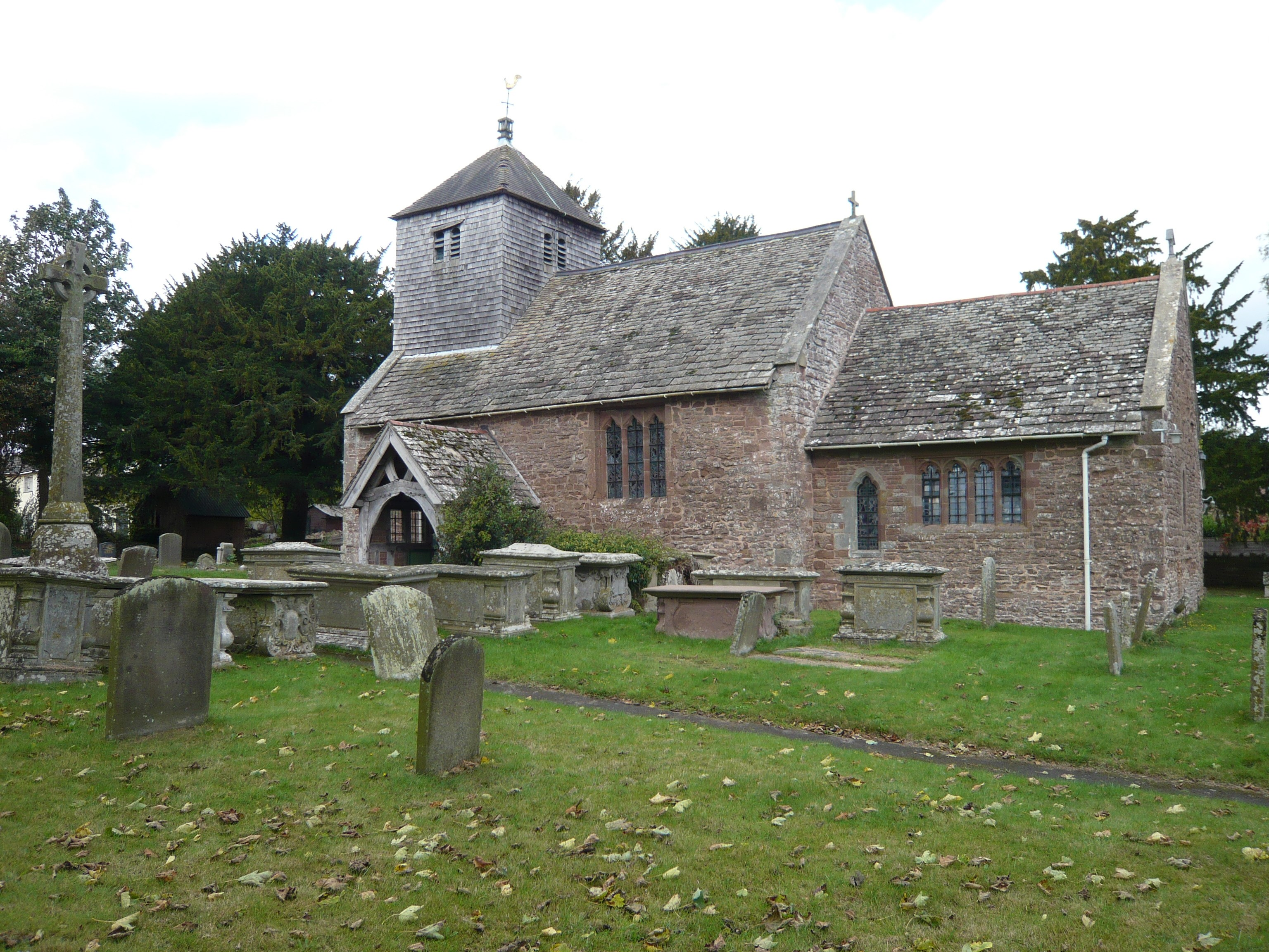 BRAMPTON ABBOTTS, St Michael and All Angels