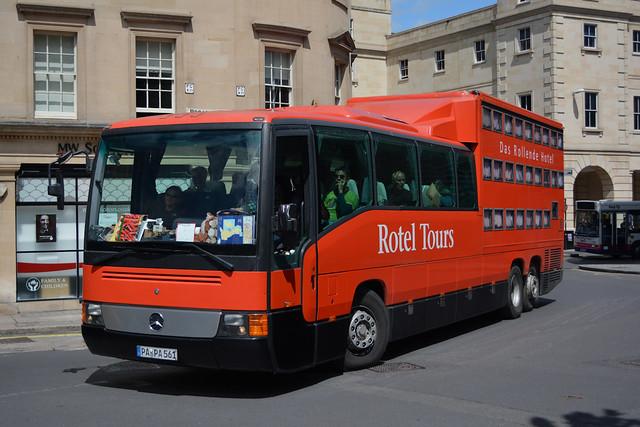 Rotel Tours - PA PA 561