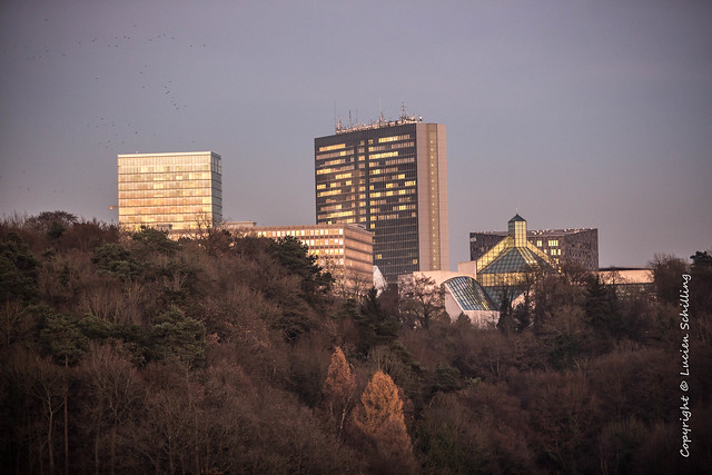 European headquarters in Luxembourg
