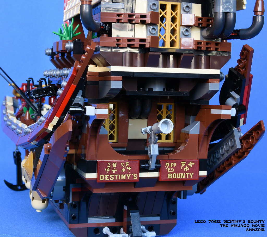 Destiny/'s Bounty Lego Ninjago-Zane de 70618