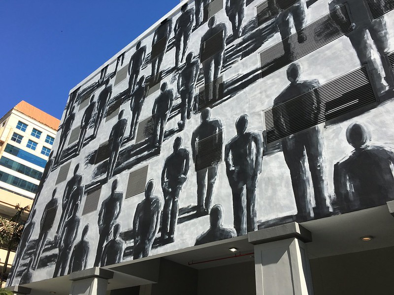 Mural Fortune House Brickell