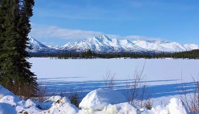 Mentasta Lake, Alaska (Explored)
