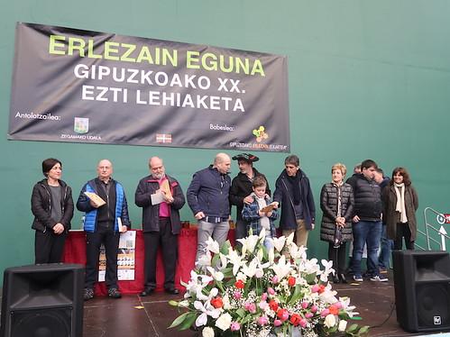 Erlezain Eguna, Zegama