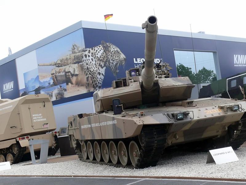 Leopard 2A7+ 2