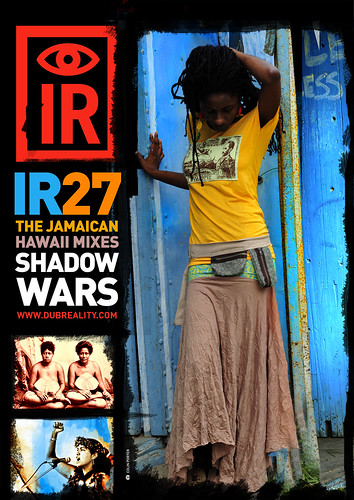 IR27: Shadow Wars | by Dubdem • Música • Design • Cultura