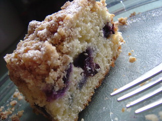 blueberry crumb cake | by Smells Like Home