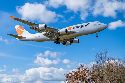 Magma 747 | by lee adcock