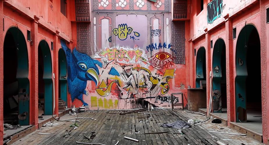 Onbekende bezienswaardigheden in Athene: Psyrri | Mooistestedentrips.nl