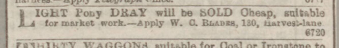 Sheffield Daily Telegraph - Tuesday 01 August 1876
