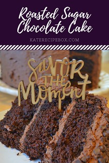 Roasted Sugar Chocolate Cake | by katesrecipebox