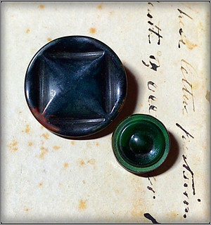 Vintage Celluloid Button in My Collection, March 2019   by lisby1