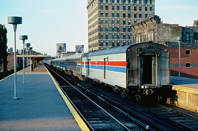 Amtrak HEP 693