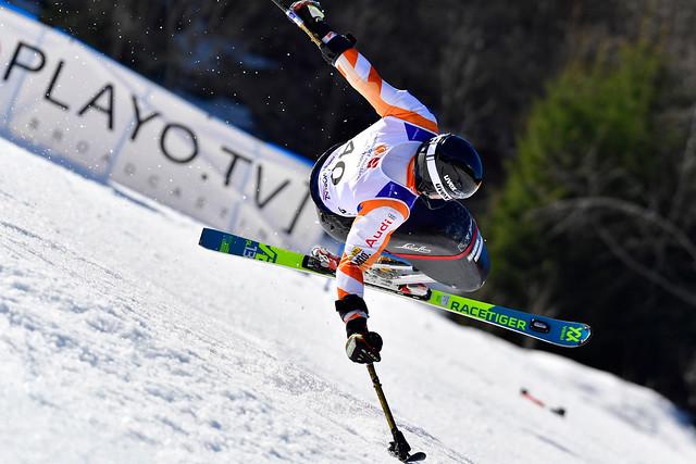Morzine 2019 World Para Alpine Skiing World Cup - Day 2