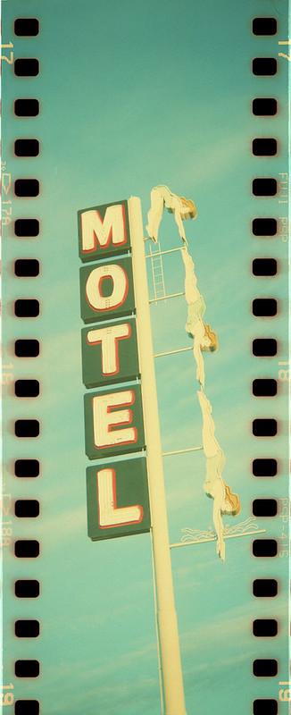 Fujichrome Motel