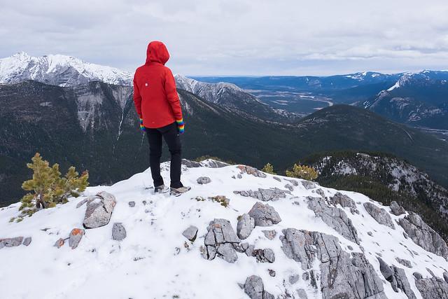 Scrambles - Anklebiter Ridge - Apr. 2019-16