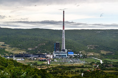 Plomin Power Station