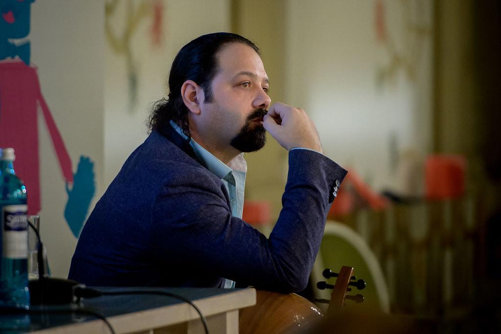Wassim Mukdad (Oud (arab. Laute))