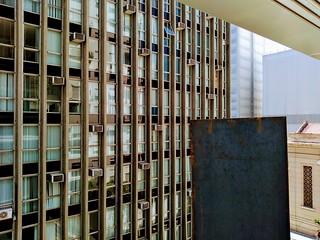 Echo, de Richard de Serra, no IMS Paulista   by revistaesquinas