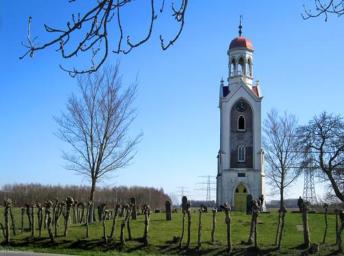 Groningen: Westerdijkshorn tower