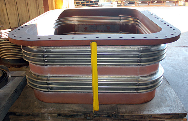 "80"" Long Metallic Expansion Joint Designed for a Texas Refinery"
