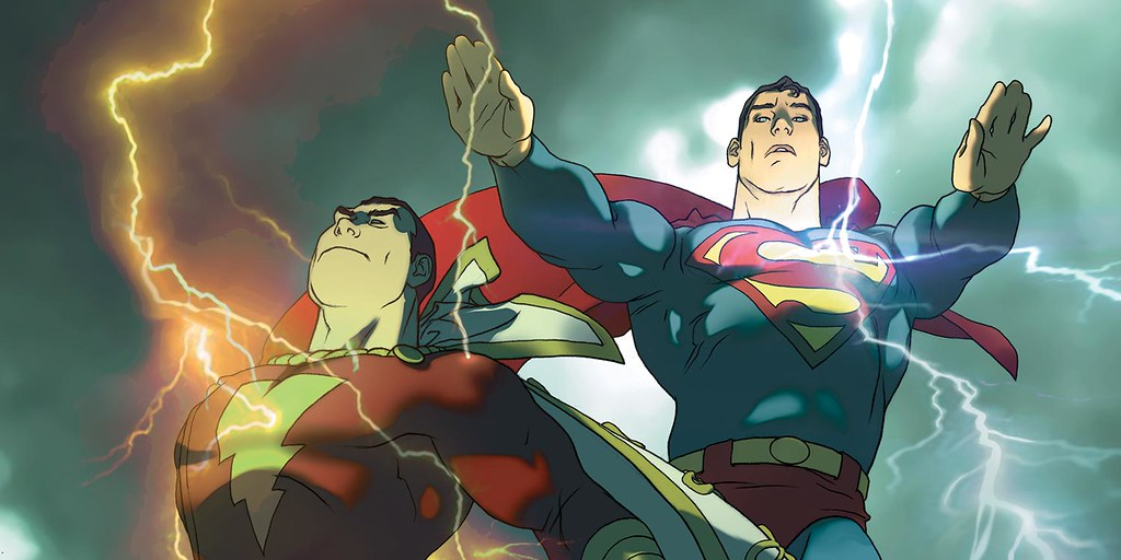 在漫畫原著中,其實沙贊比超人還早會飛行?!《沙贊!》40個彩蛋秘密完整大公開!
