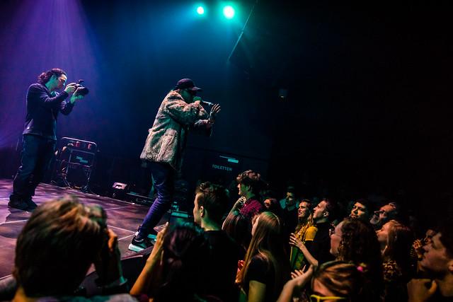Donnie in Pandora | 11 april | TivoliVredenburg