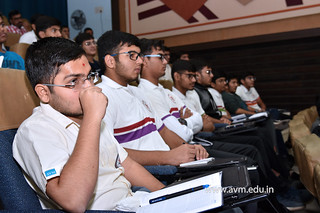 Info Session with Shiv Nadar University (12) | by Atmiya Vidya Mandir
