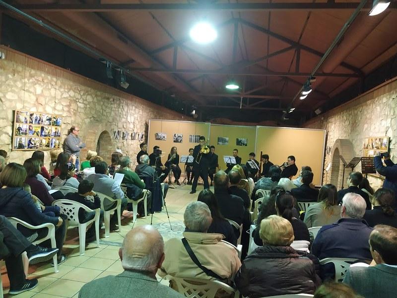 (2019-02-17) Concierto de cámara en el Forn Cultural - José Vicente Romero Ripoll (10)