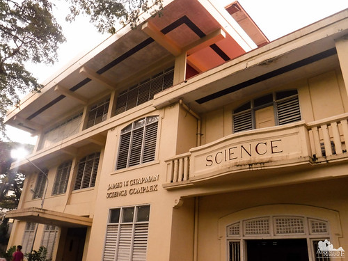 James Chapman Science Complex | by Adrenaline Romance