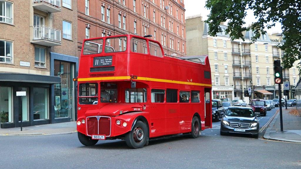 Reading Transport - RMC1510 - 510CLT