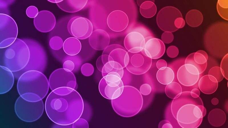 Обои блики, круги, разноцветный, яркий, фон картинки на рабочий стол, фото скачать бесплатно