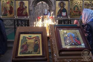 07.04.2019 | Праздник Благовещения в Иверском монастыре