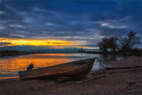 sunrise marina boat blue fireinthesky jnovada