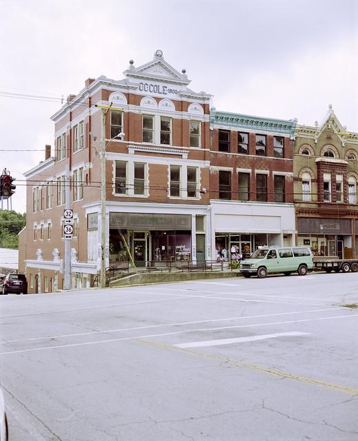 Cole Building, Carlisle, Nicholas County, Kentucky