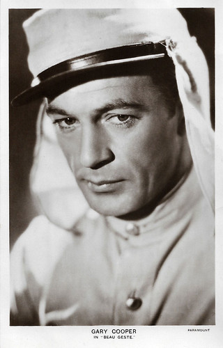 Gary Cooper in Beau Geste (1939)