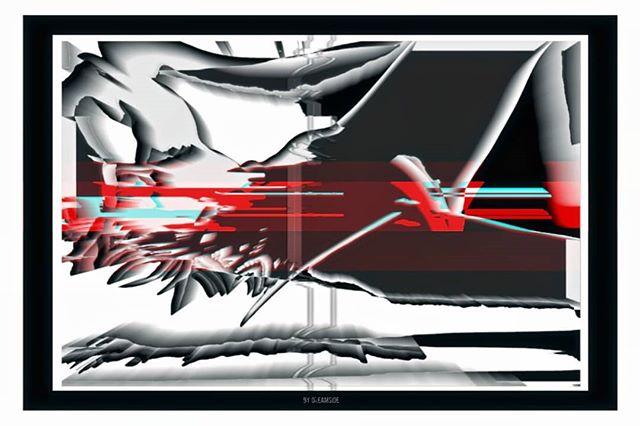 The Red Line // #glitchaesthetic #dark #generativedesign #creativecoding #generative #generativeart #cyberpunk #netart #rmxbyd #aesthetic #pixelsorting #newmediaart #newaesthetic #glitchartistscollective #databending #digitalart #glitchart #glitch #mixedm