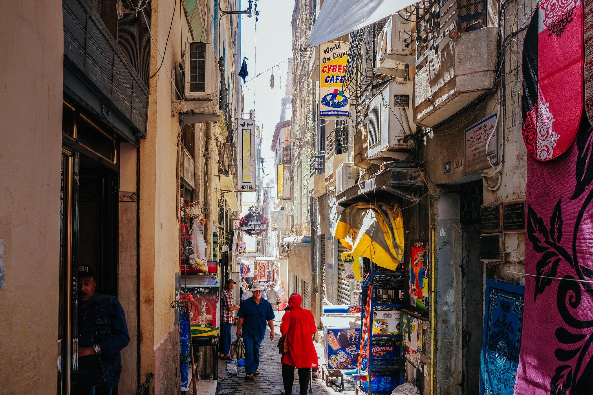 Streets of Constantine