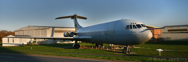 Vickers VC10 (XR808)