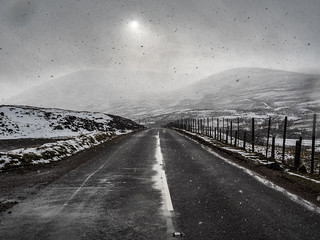 Glen Shee | by George Ingram