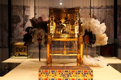 The Golden Throne of Tutankhamun / Златният трон на Тутанкамон
